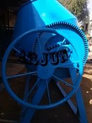 CONCRETE MIXER - DRUM TYPE