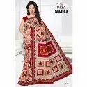 Pure Cotton Indian Saree