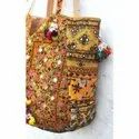 Patchwork Vintage Women's Banjara Embroidery Shoulder Bag