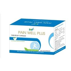 Ayurvedic Pain Well Plus Capsule