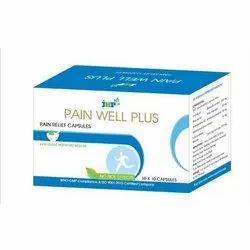 Ayurvedic Pain Well Plus Capsule