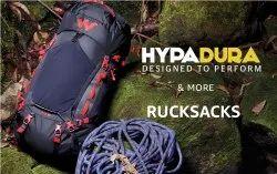 Online Trekking Equipment Website