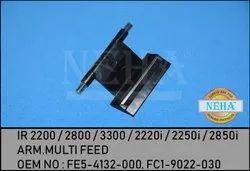 IR 2200 / 2800 / 3300 / 2220i / 2250i / 2850i   Arm,Multi Feed In CATA.   OEM NO : FE5-4132-000,