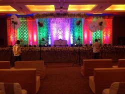 Marriage Hall Decoration Service, Location: Pan India