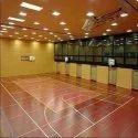 Indoor Vinyl Sports Flooring