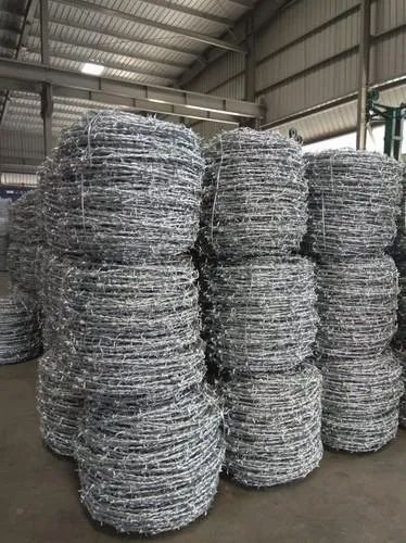 Hot Dipped Galvanized Wire and Barbed Wires Manufacturer | Triveni