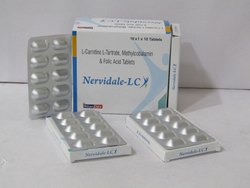 Mecobalamin 1500 Mcg L-Carnitine 500 Mg Folic Acid 1.5 Mg