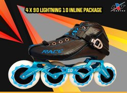 4 x 90 Lightning 10 Inline Package