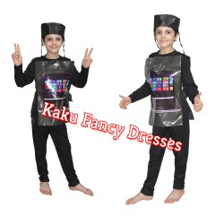 Laptop Kids Costume
