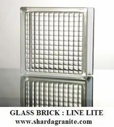 Line Lite Glass Bricks