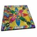 Coloured Plastic Carrom Board