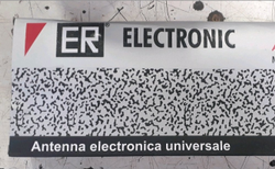 Electronic Car Antenna