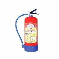 Mild Steel Water Type Fire Extinguisher, Capacity: 9 kg