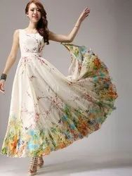 New Stylish Long Gown