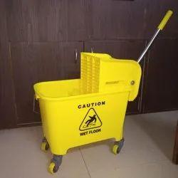 Wringer Mop Trolley