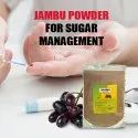 Ayurvedic Jambubeej Powder 100gm for Blood Sugar management Diabetes Cure