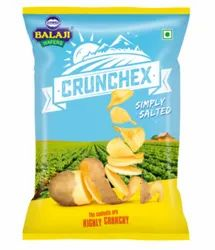 Crunchex Simply Salted Chips