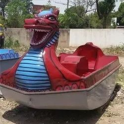 4 Seater Dragons Paddle Boat
