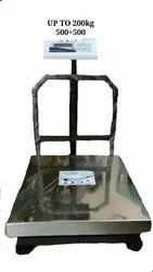 Platform Weighing Scale 500 x 500mm