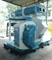 Biomass pellet making machine