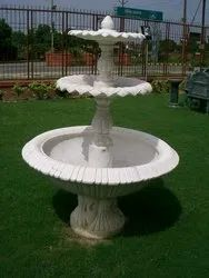 Three Tier Outdoor Water Fountain