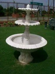 Three Tier Outdoor Water Fountain