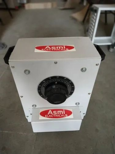 30Amp Single Phase Closed Type Manually Variable Transformer