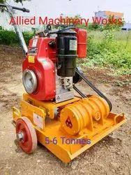 5 Ton Earth Rammer