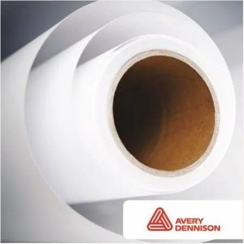 image regarding Avery Printable Vinyl named Avery Printable Vinyl Movie Roll