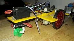 Steering Control Robot