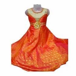 Kids Readymade Designer Gown