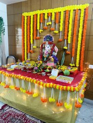 Festival Decorative Ganpati Decoration