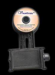 Black Plastic Endoscopy Mobile Adapter