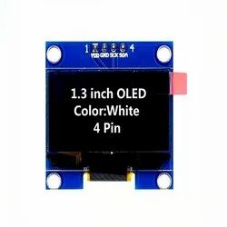 OLED Display 1.3 Inch 4 Pin 128 68 White Module