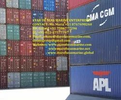 USED SHIPPING CONTAINER SUPPLIERS FROM NAVI MUMBAI