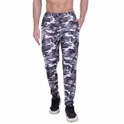 Camouflage Army Track Pant