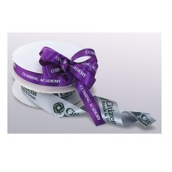 Imprinted Ribbon Personalized