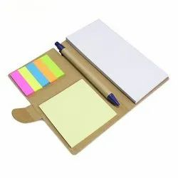 Eco Friendly Sticky Notepad