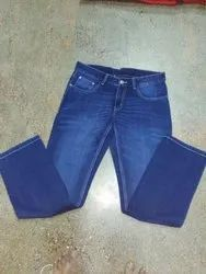 Regular Men Blue Jeans