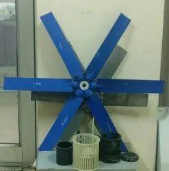 Airfoil Fan Blades