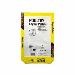 BOPP Poultry Feed Bag