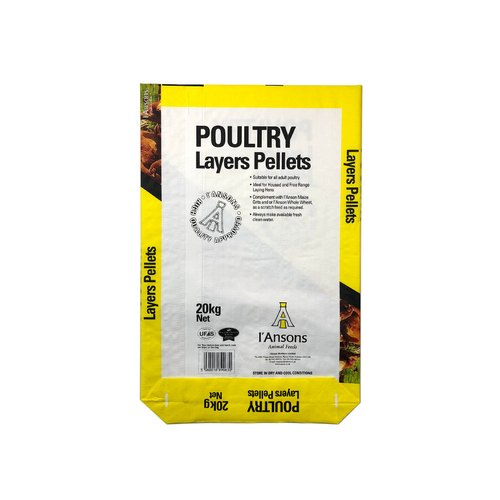BOPP Poultry Feed Bag