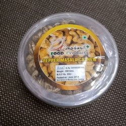 Casin Paper Masala Cashew, Packaging Size: 200 Grams, Packaging Type: Plastic Box