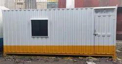 Portable Cabin Interior
