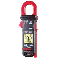 KM 061 400A Dc/Ac Autoranging True RMS Clamp-On Meter