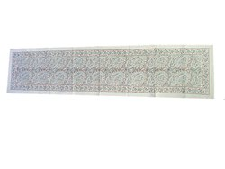 Indian Handmade Cotton Table Runner