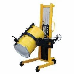 SS Hydraulic Drum Lifter