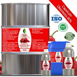 Capsicum Oleoresin 40%
