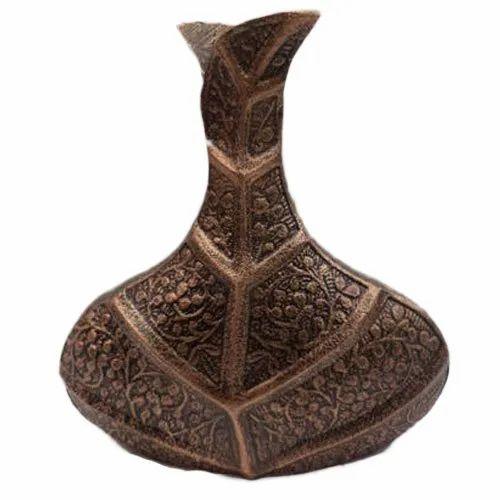 Gold Antique Flower Vase