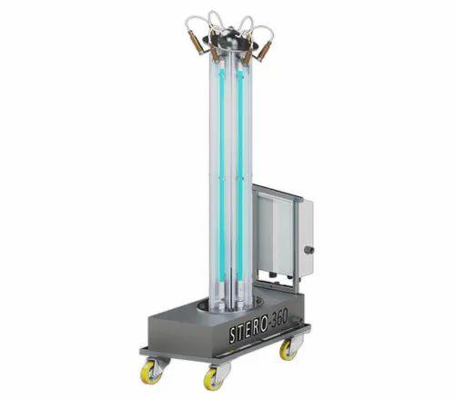 Stero 360  UV Mobile Sterilizer Machine